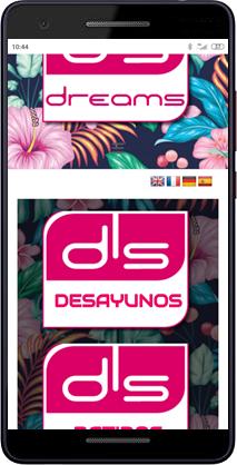 Carta Digital Qr - Dreams