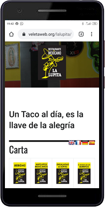 Carta - La Lupita