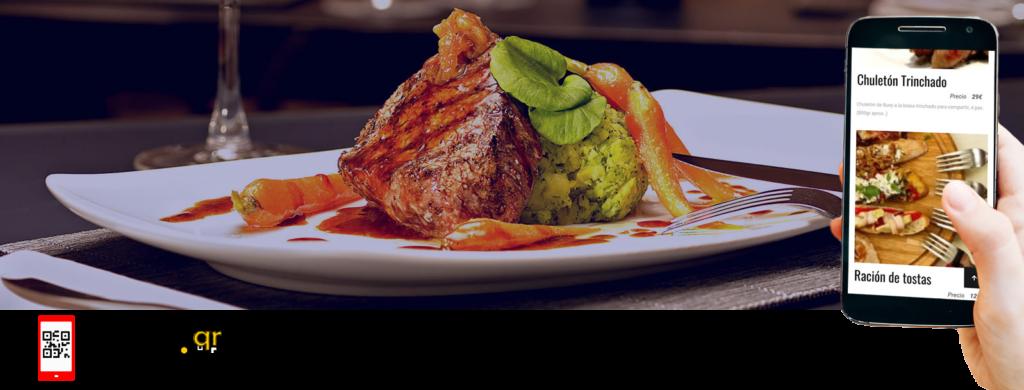 Carta Digital Qr Restaurantes - Hola Qr