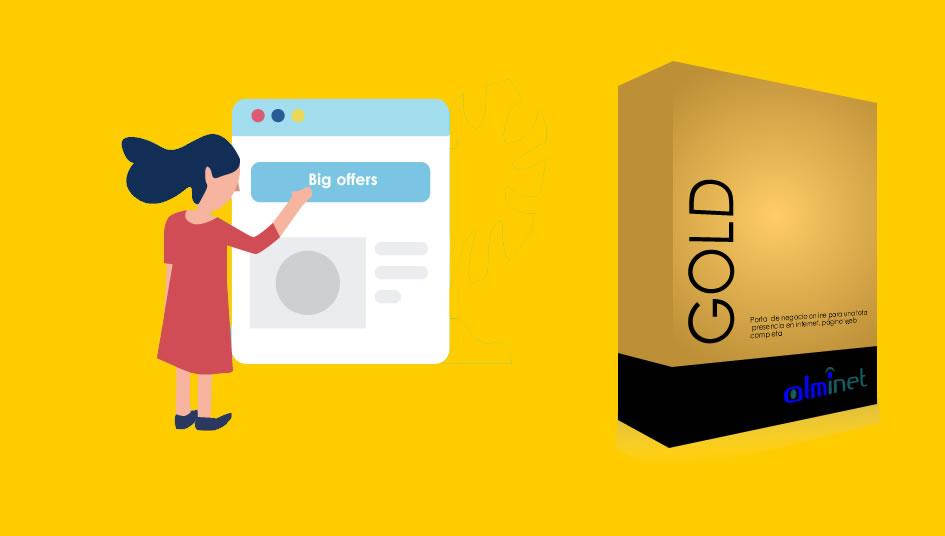 Plan Gold Web