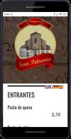 Carta Digital Qr - San Petronio
