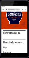 Carta - Los Dominguez